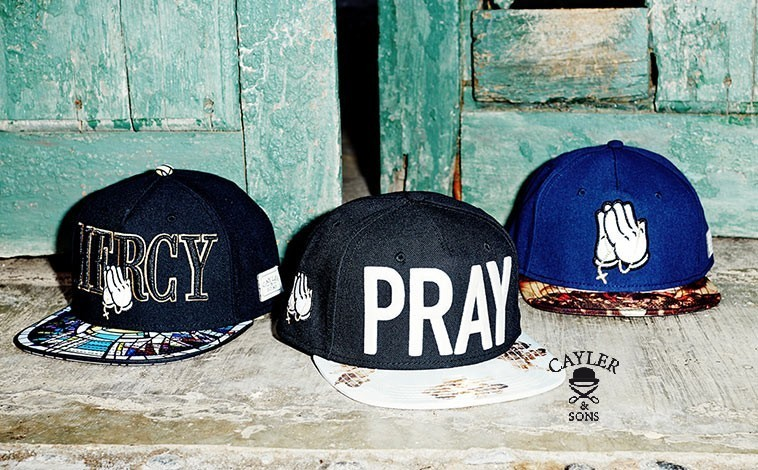 Snapback PRAY Cayler and Sons